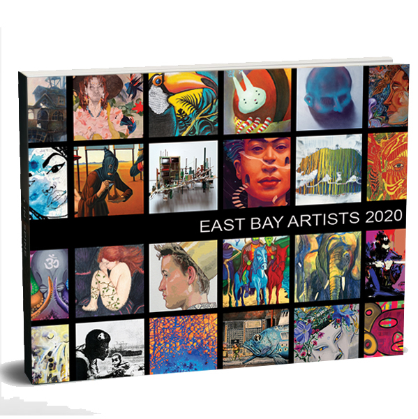 Purchase the 2020 East Bay Artists book